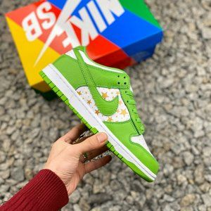 Nike SB Dunk Low Star Low-Top Skate Shoes